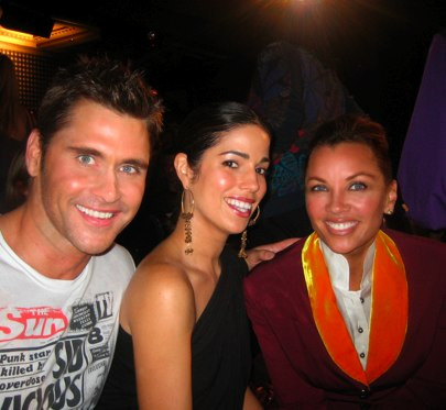 jack, ana ruiz, and vanessa williams