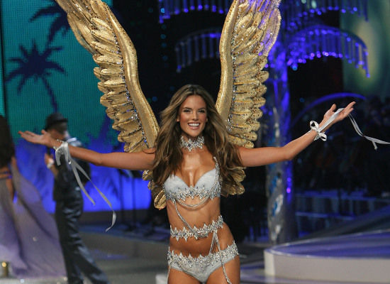 adriana lima victoria secret runway. The Victoria#39;s Secret Fashion